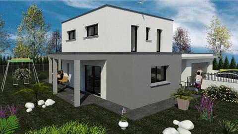 projet maison 63