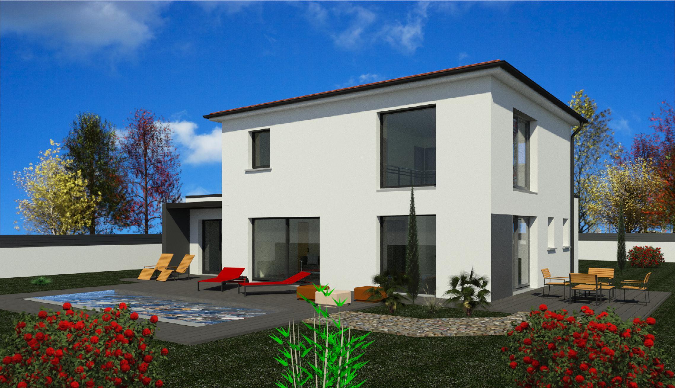 Maisons Bastide – Puy de Dôme – Avant projet