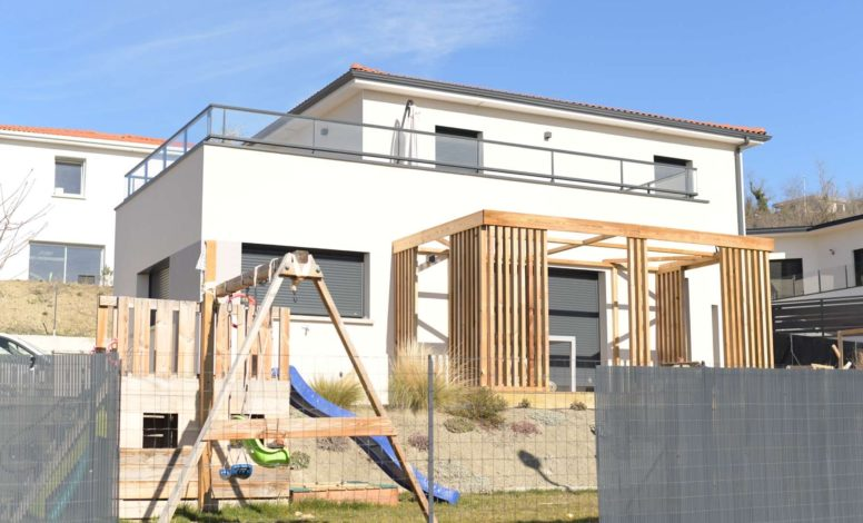 Maisons Bastide – Villa réalisée dans le Puy-de-Dôme – Construction Neuve