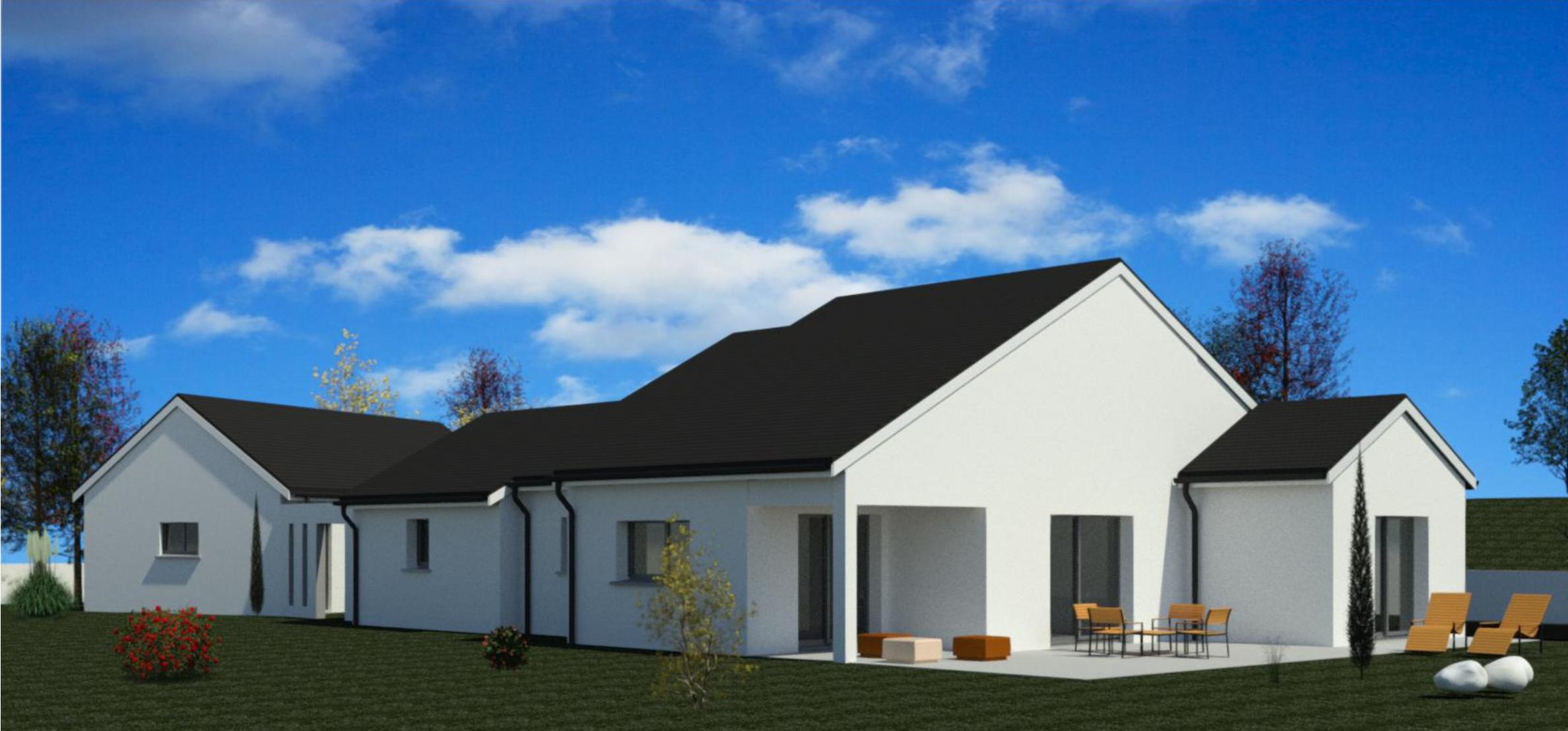 Maisons Bastide – Montagnes du Sancy – Avant projet