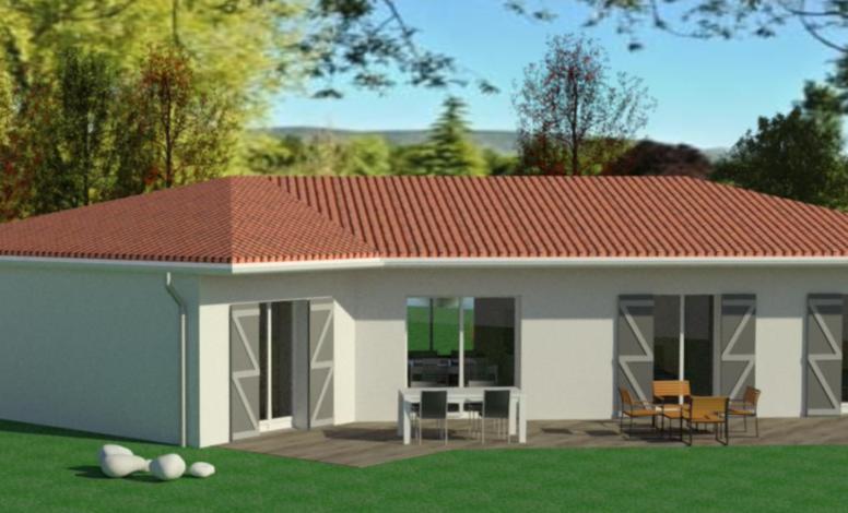 Maisons Bastide – Secteur Sud d'Issoire – Avant projet