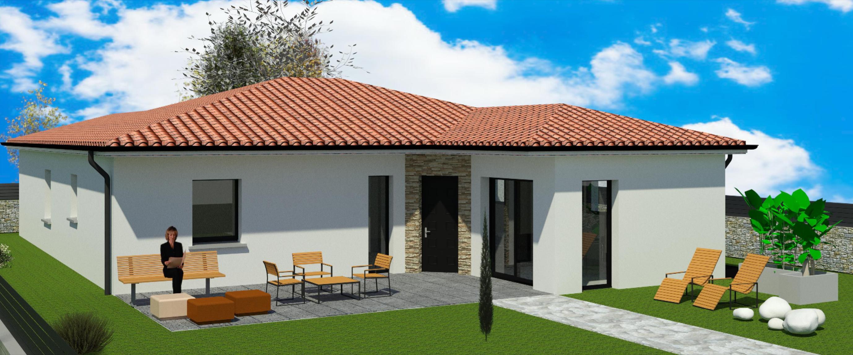 Maisons Bastide – Secteur de Riom – Avant projet