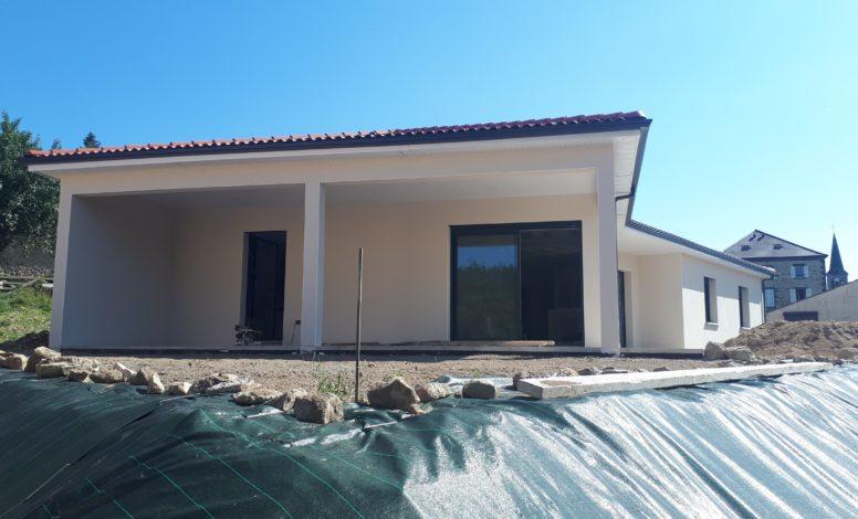 Maisons Bastide – Montagne du Livradois Forez – Construction neuve